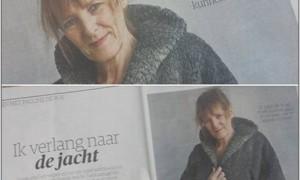 Ik verlang naar de jacht, Pauline de Bok – NRC Handelsblad