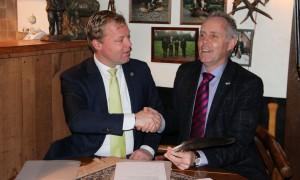Nieuwsbericht – Nederlandse jagersverenigingen verstevigen samenwerking