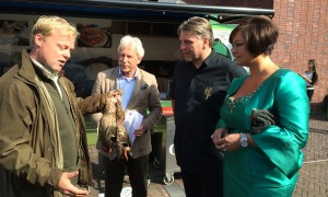 Meester-kok Jonnie Boer: 'Houd wilde eend van Nederlandse bodem op de kaart'