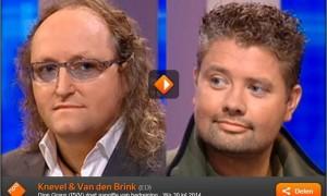 Dion Graus versus Bjorn van der Veen – Knevel en Van den Brink