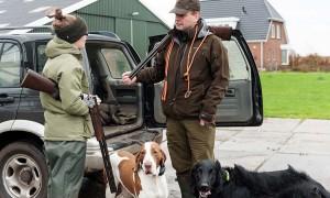 Duitse dierenrechtenorganisatie PETA doet onderzoek naar maatschappelijk draagvlak voor jacht