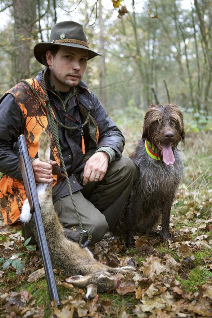 Jagen is natuurlijk gedrag, terwijl een deel van Nederland zich van de natuur heeft gedistantieerd. Wij jagers niet.