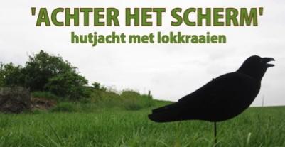 Lezing kraaienjacht in Wamel- Rivierenland