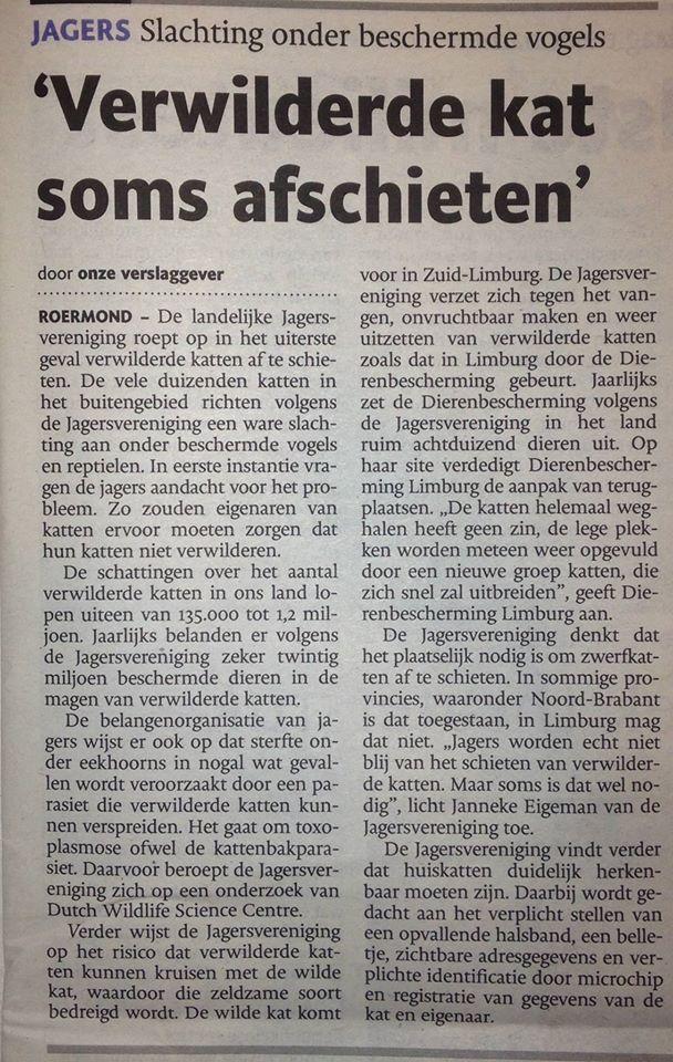 De Limburger 23-10-2015