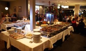 Fenomenaal wildbuffet bij Hotel & restaurant De Stripe in Wijnjewoude (Friesland)