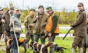 De Jagersvereniging spreekt in op de nieuwe Omgevingswet