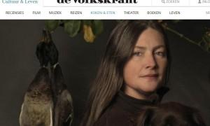 Jager & verzamelaar Ellen Mookhoek culinaire held van Yvette van Boven – Volkskrant