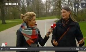 Amsterdammers gaan wildplukken met jager & verzamelaar Ellen Mookhoek