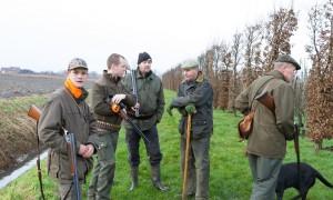 Aanvragen jachtakte – informatie voor geslaagde jachtcursisten