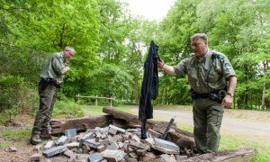 Op pad met 'groene boa's' in Limburg – NRC
