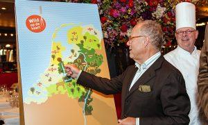 Persbericht: Joop Braakhekke lanceert 'Wild op de kaart'