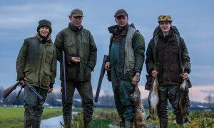Persbericht- Opening kleinwildseizoen 15 oktober, jachtopleiding in Randstad volledig volgeboekt