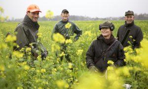 'Er is heel veel te jagen in Nederland, en dat het hele jaar door' – WNL op Zaterdag NPO Radio 1