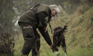 'De Nimrod is een jaarlijks feest voor jagers met honden' – NOS Journaal