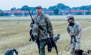 """Gedeputeerde Staten Zeeland keurt faunabeheerplan """"Jacht en vrijgestelde soorten"""" goed"""