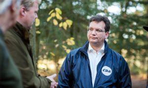 Privé: NL Jaagt – Jaco Geurts CDA: 'Een gans hoort in de pan, niet in vliegtuigmotor'