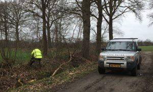 Jagers ruimen verbijsterende hoeveelheid afval op – Tubbergen Nieuws.nl