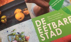 De eetbare stad – Nieuwsshow, Volkskrant en Telegraaf
