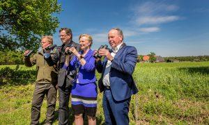 Jagersvereniging sluit zich aan bij succesvol Keurmerk Veilig Ondernemen Buitengebied