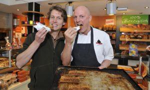 Saucijzenbroodje met gans – AD Amersfoort