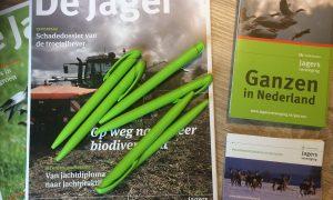 Provinciale jagersdag Zeeland en Noord-Brabant
