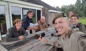 De cultuur van jagers – Nieuws & Co op radio 1