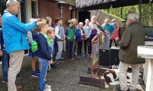 Scholendagen in Hoge Hexel, Overijssel