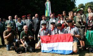 Europees kampioenschap jachthoornblazen – Brandenburg Duitsland