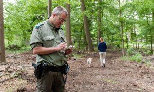 Natuurbeheerders in actie voor veilig buitengebied