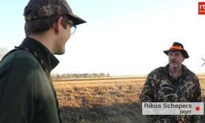 Jagen voor het kerstdiner: 'Het is niet alleen maar schieten' – RTV Drenthe