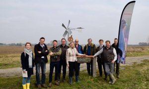 Europarlementariër Annie Schreijer-Pierik op werkbezoek bij patrijzenproject Brabant