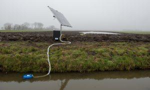 Veertig Friese boeren zetten weiland onder water – Groene Ruimte