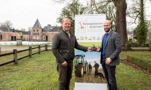 Persbericht – Landgoed Twickel start groot patrijzenproject, 1000e punt op Biotoopprojecten op de Kaart