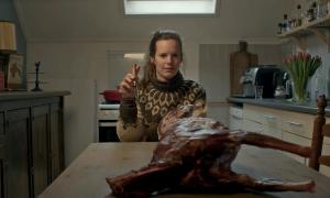 Outsiders, Marijke eet alleen eigen geschoten vlees – VPRO