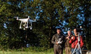 Geen ontkomen aan de drone – De Jager, april 2019