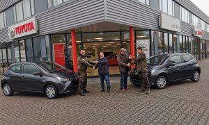 Eerste twee jachtopzichters/BOA's in het Gelderse handhavingsproject beëdigd