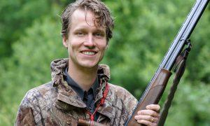 Van de jagers naar de boeren – Afscheidsinterview Reinier Enzerink