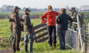 Brief Jagersvereniging aan Grapperhaus over beantwoording Kamervragen CDA 26/11