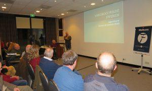 Jagersvereniging afdeling Noord-Brabant organiseert wederom succesvolle thema-avond wilde zwijnen