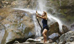 Miriam Lancewood: 'Het jagen geeft mij zelfvertrouwen'
