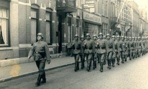 Jacht tijdens de tweede wereldoorlog #1