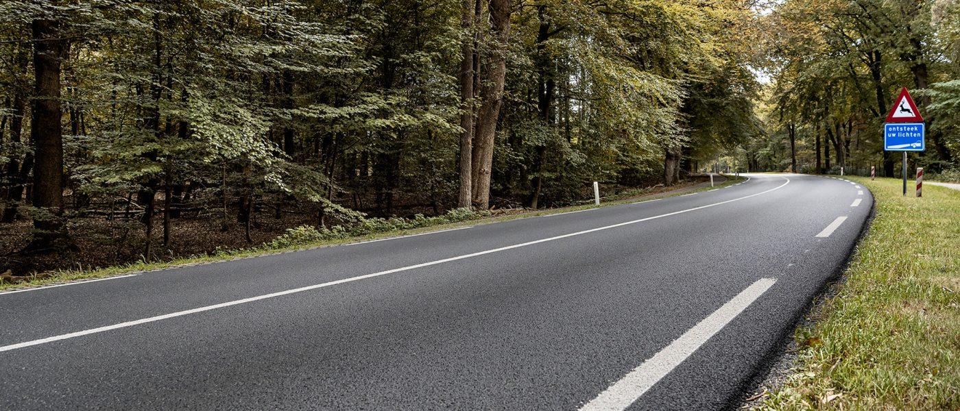 Jagers spelen een belangrijke rol in het vergroten van de verkeersveiligheid