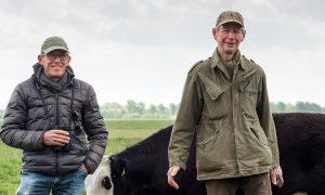 Jager en weidevogelbeschermer Van Paassen en Kleyweg #4