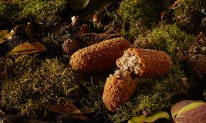 Een gratis wildkroketje, mogelijk met vlees van een aangereden wild zwijn: 'Ook dát kan prima te eten zijn' – De Stentor