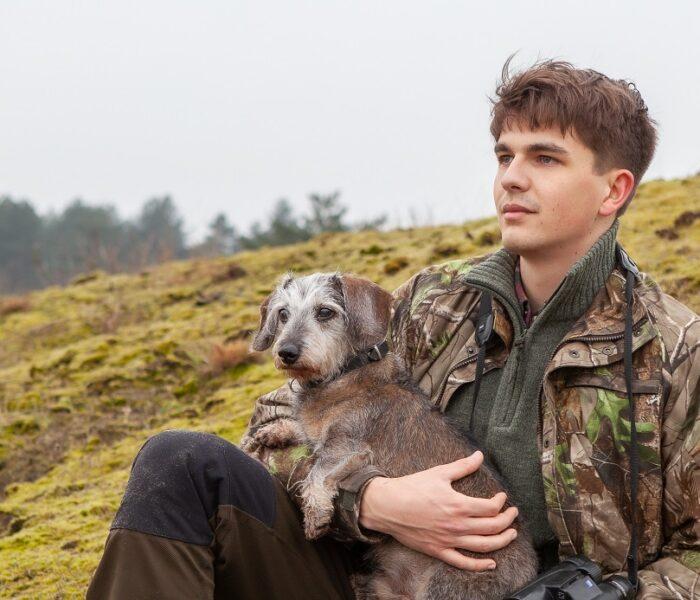 Jager in het gewone leven – Reint-Jan van de Bunte