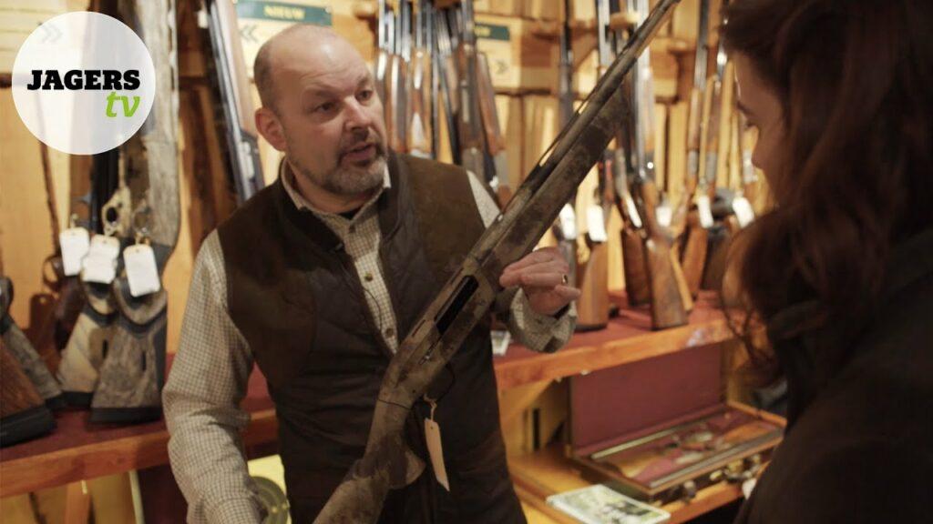 JagersTV aflevering 8 – Aanschaf hagelgeweer en jacht op kraaien en duiven